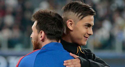 Dybala og Lionel Messi bør ikke altid sammenlignes