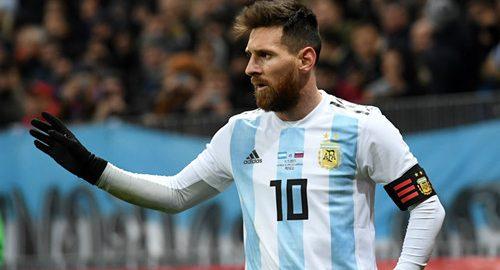 Island landshold ivrige efter at spille mod Lionel Messi