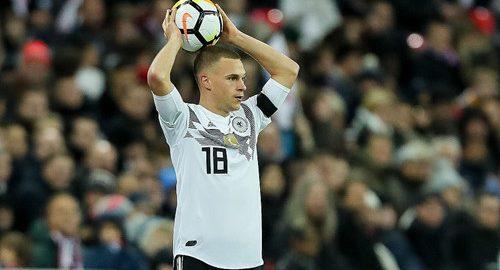 Joshua Kimmich valgte Tyskland som Årets bedste spiller