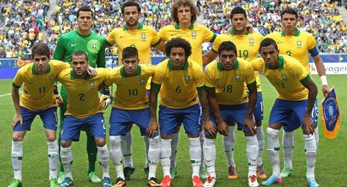 Kan Brasilien bekræfte Football Kingdom igen