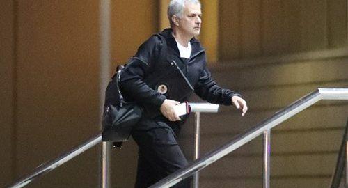 Manchester United bekymrede Mourinho's afgang i slutningen af sæsonen