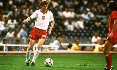 Polen fodboldhistoriens første stjerne er ikke Lewandowski
