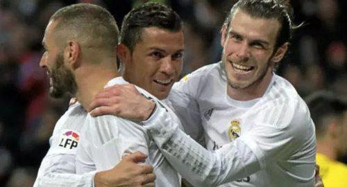 Ronaldo talte om BBC i et interview