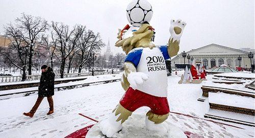 FIFA undersøgelse Rusland nationale fodboldhold